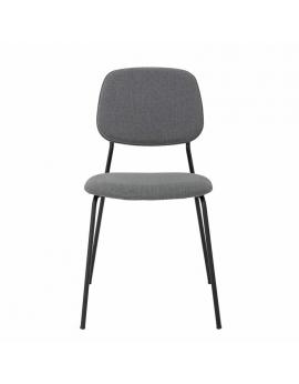 Lot 2 chaises Léa